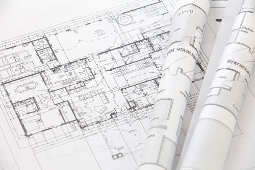 HausConsult Planung eines Hauses